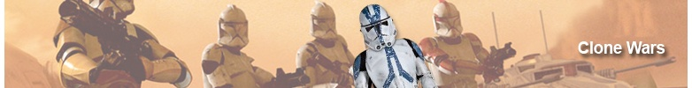 CLONE WARS Boys Costumes