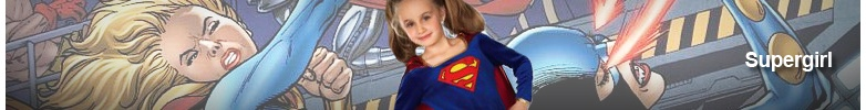 Age 4 SUPERGIRL Girls Costumes