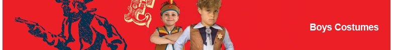 General & Uniform Boys Costumes