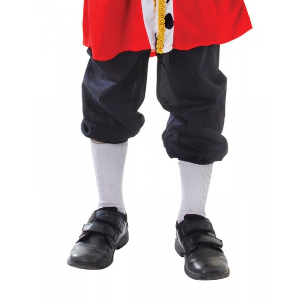 Black-Historical-Breeches-Kids-Pirate-King-Prince-Tudor-Victorian-Elizabethan