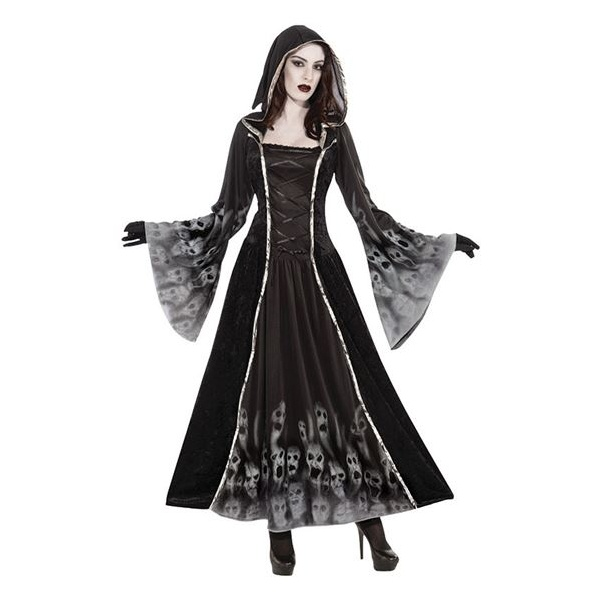 ladies ghost halloween spirit corpse bride haunting fancy