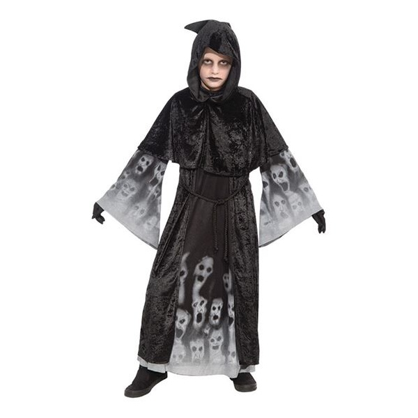 Brand-New-2013-Kids-Forgotten-Souls-Zombie-Ghost-Halloween-Fancy-Dress-Costume