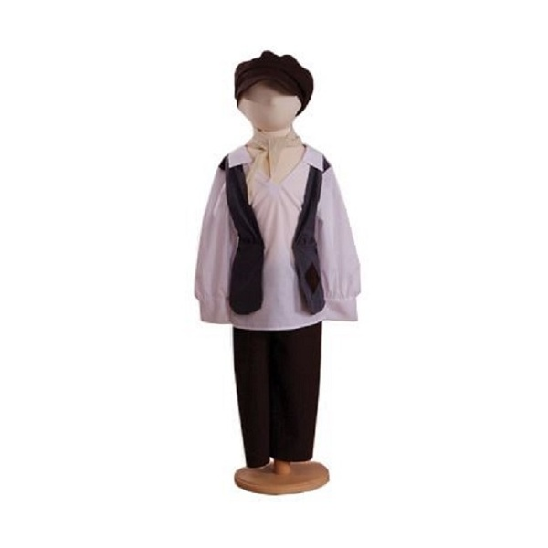 Victorian-Edwardian-Urchin-Oliver-Twist-Artful-Dodger-Kids-Fancy-Dress-Costume