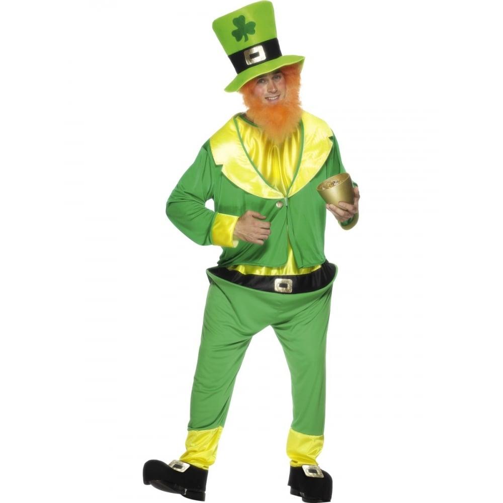 mens st patrick u0027s day patrick irish ireland leprechaun fancy dress