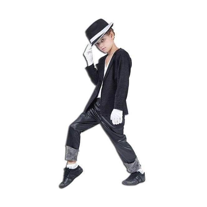 80's Superstar - Kids Costume, Deluxe Hat