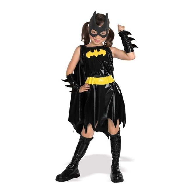 BATMAN ~ Batgirl - Kids Costume