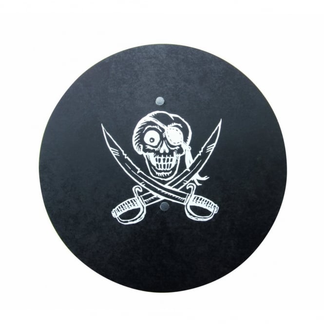 Pirate Wooden Shield - Kids Accessory