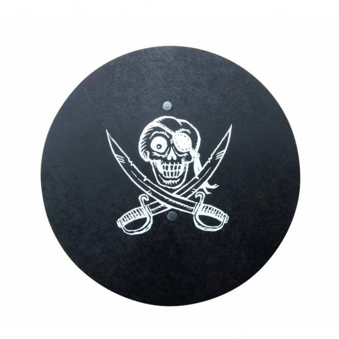 Pirate Wooden Shield - Kids Accessory