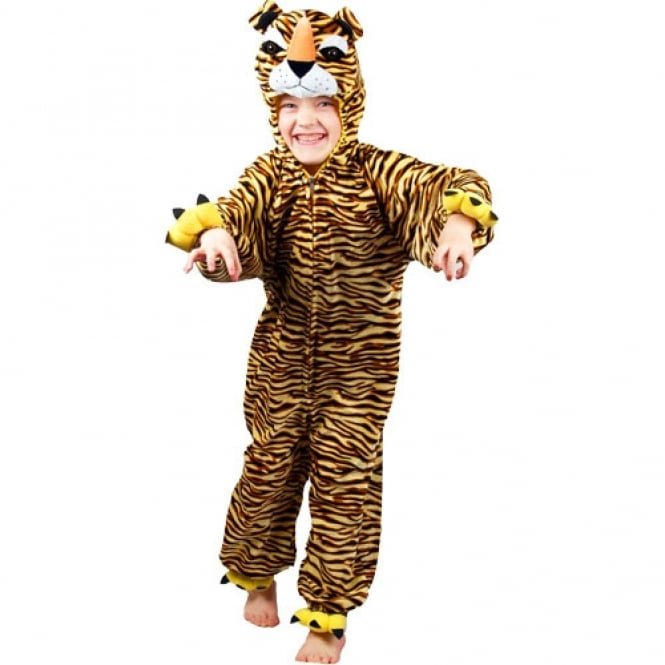 Tiger or Tigress - Kids Costume