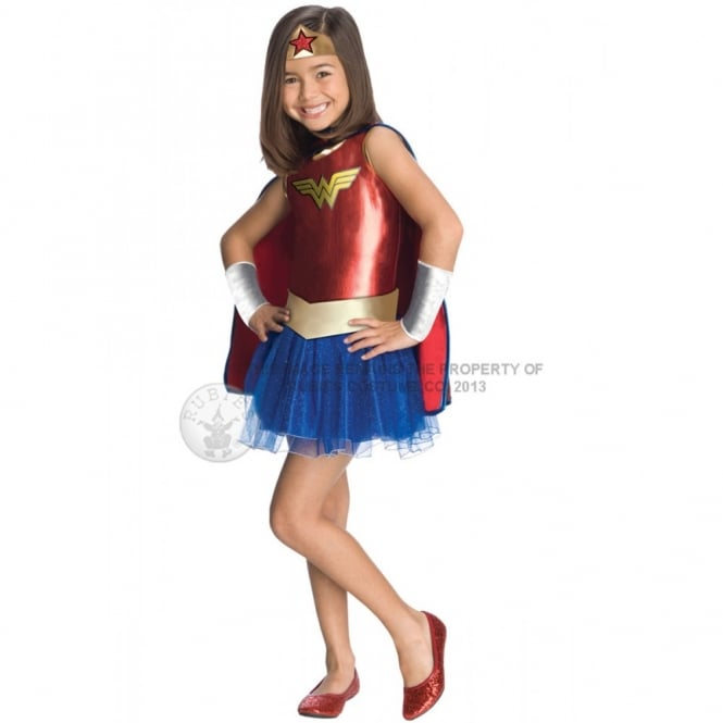 WONDER WOMAN ~ Tutu Dress - Kids Costume