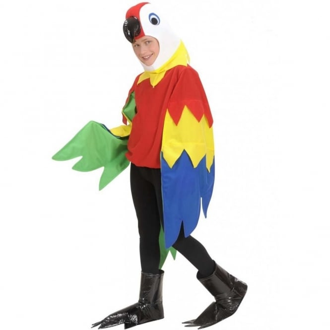 Parrot - Kids Costume