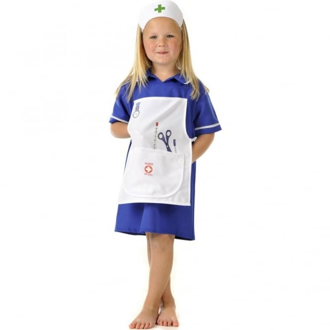 Traditional Nurse - Kids Costume
