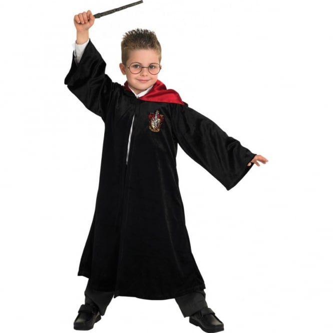 HARRY POTTER ~ Deluxe School Robe - Kids Costume