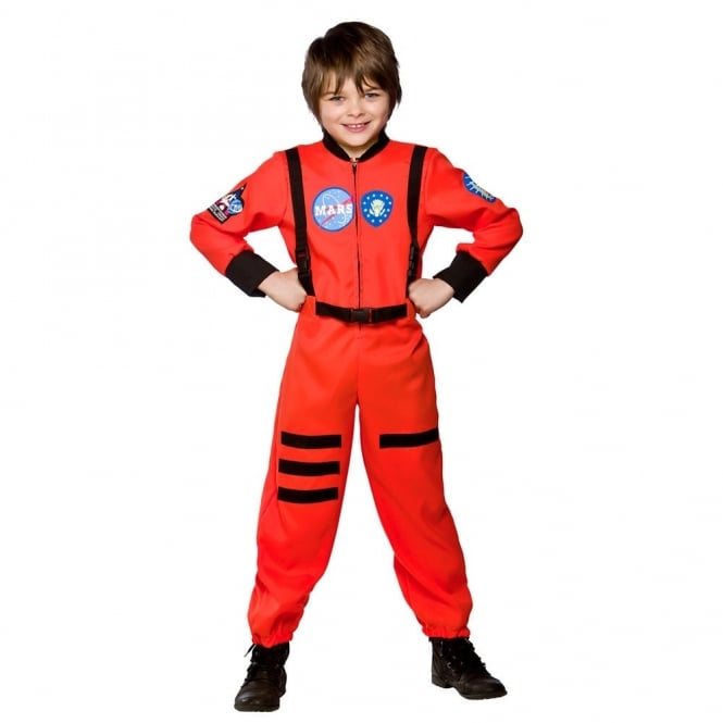 Mission To Mars Astronaut - Kids Costume