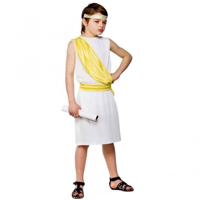 Greek Boy - Kids Costume