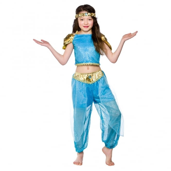 Arabian Princess or Jasmine - Kids Costume