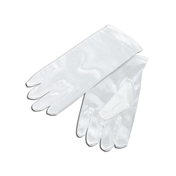 White Gloves - Kids Accessory