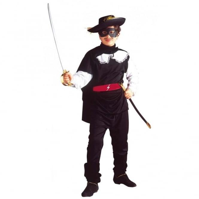 Masked Bandit - Kids Costume