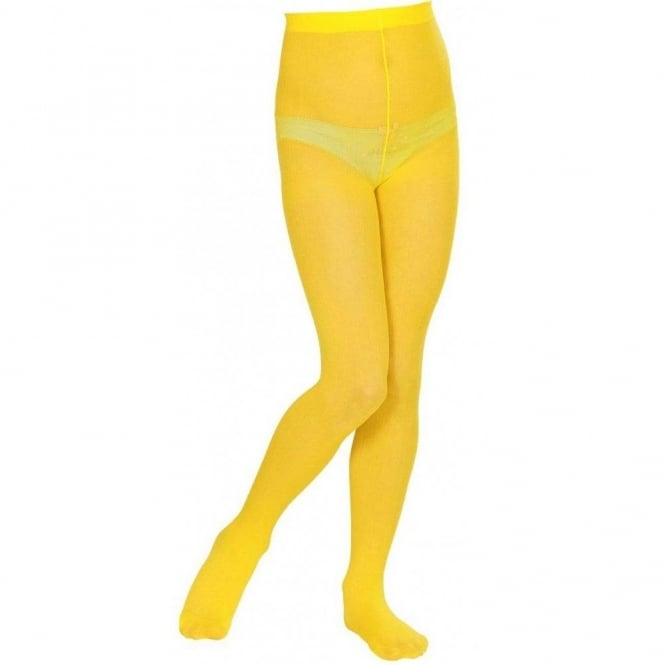Yellow Tights - Kids Accessory