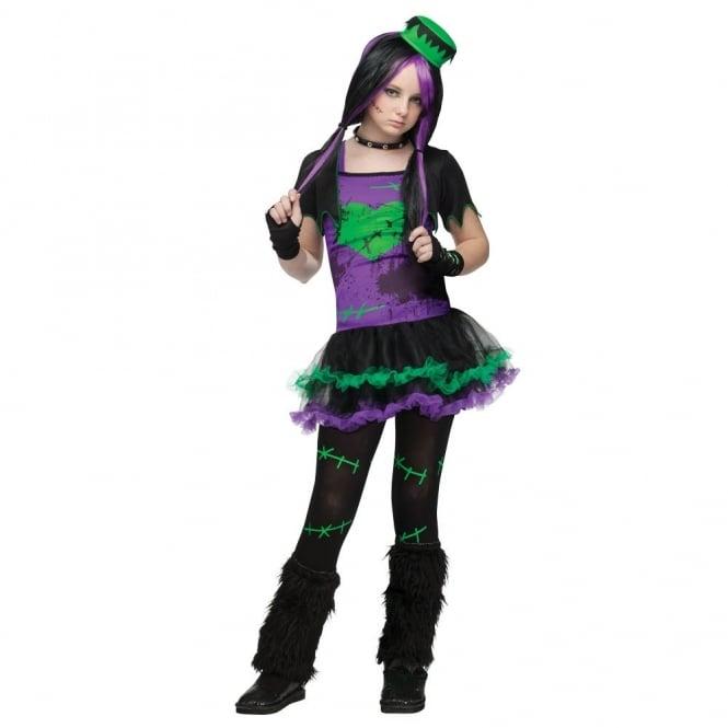 Funkie Frankie - Teen Costume