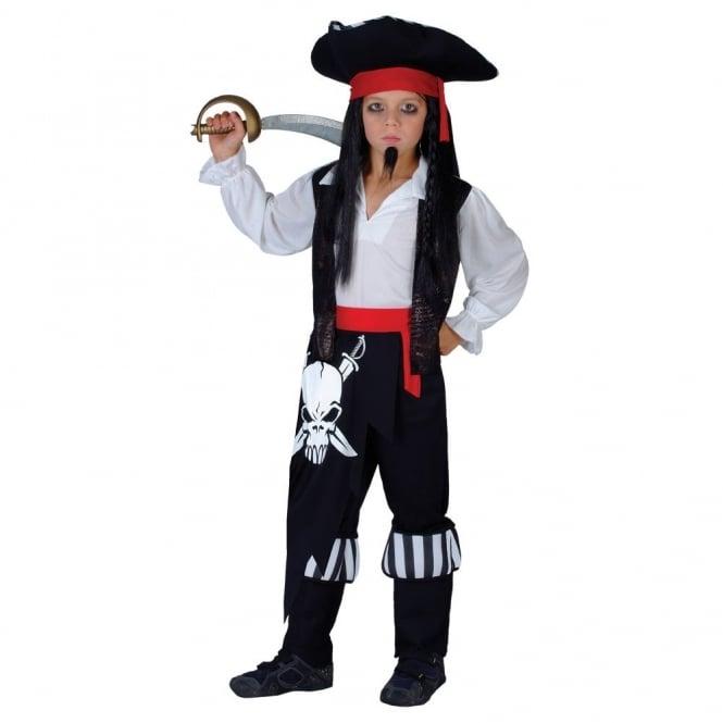 Captain Blackheart - Kids Costume
