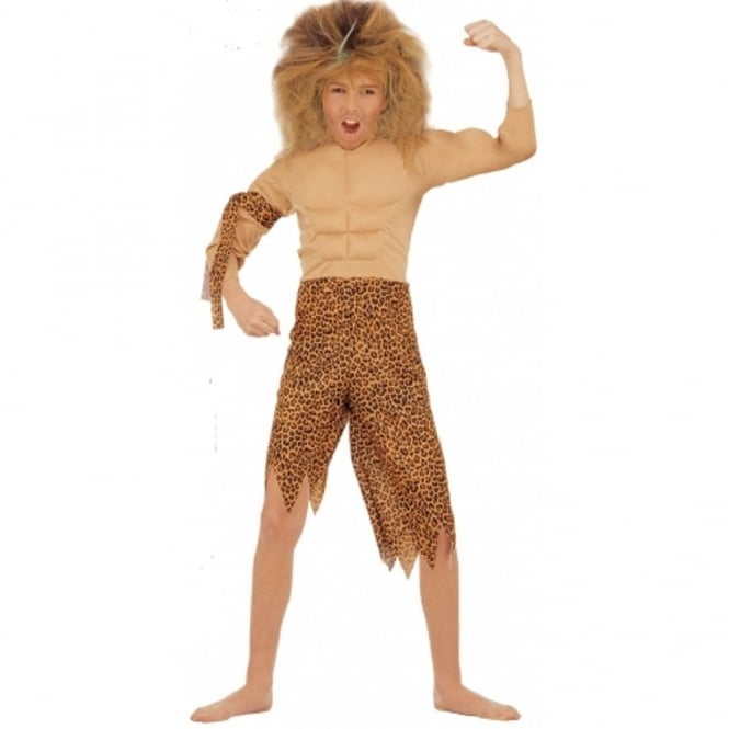 Jungle Boy - Kids Costume