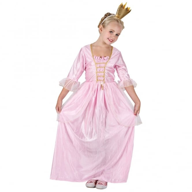 Pretty Pink Princess - Kids Costume