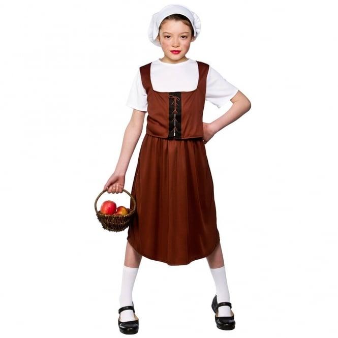 Tudor Girl - Kids Costume
