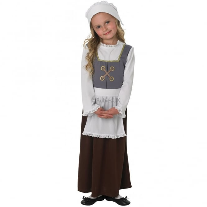 Tudor Girl - Kids Costume