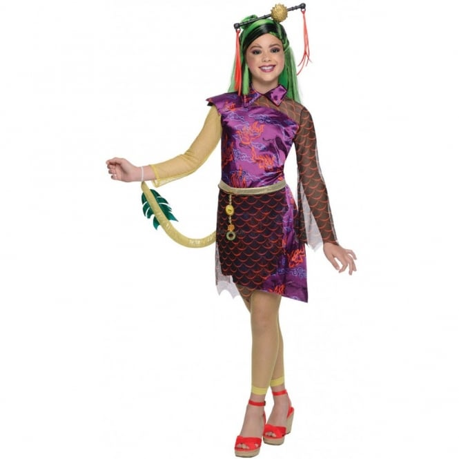 MONSTER HIGH ~ Jinafire Long - Kids Costume