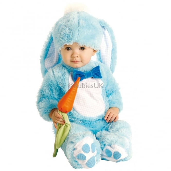 Handsome Lil' Blue Wabbit - Infant Costume