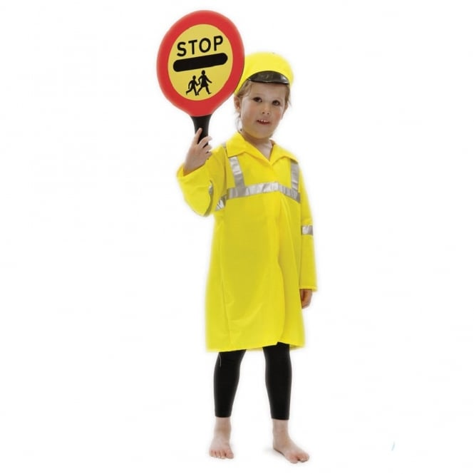 Crossing Patrol Set - Kids Costume