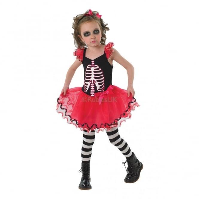 Skull Tutu - Kids Costume