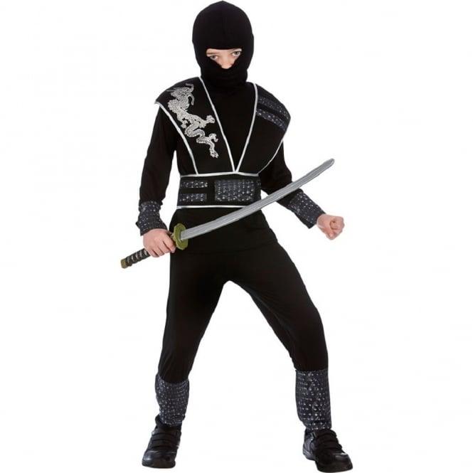 Elite Shadow Ninja - Kids Costume