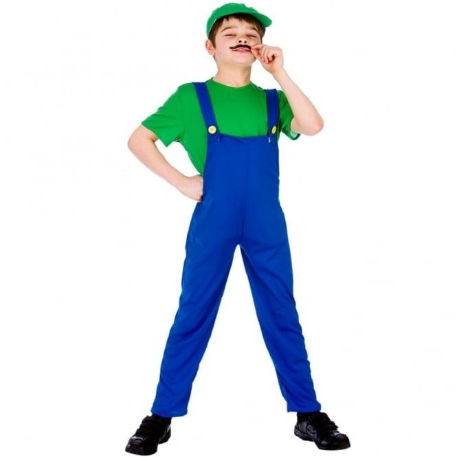 Funny Plumber - Kids Costume