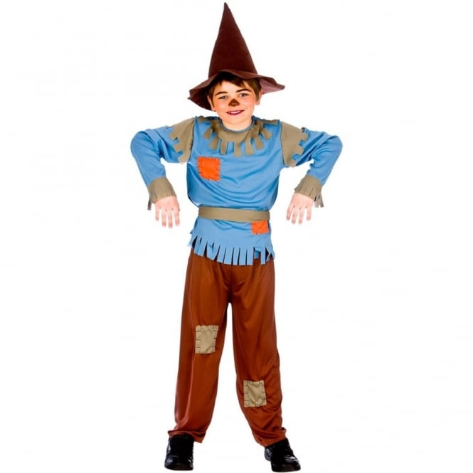 Scarecrow Boy - Kids Costume