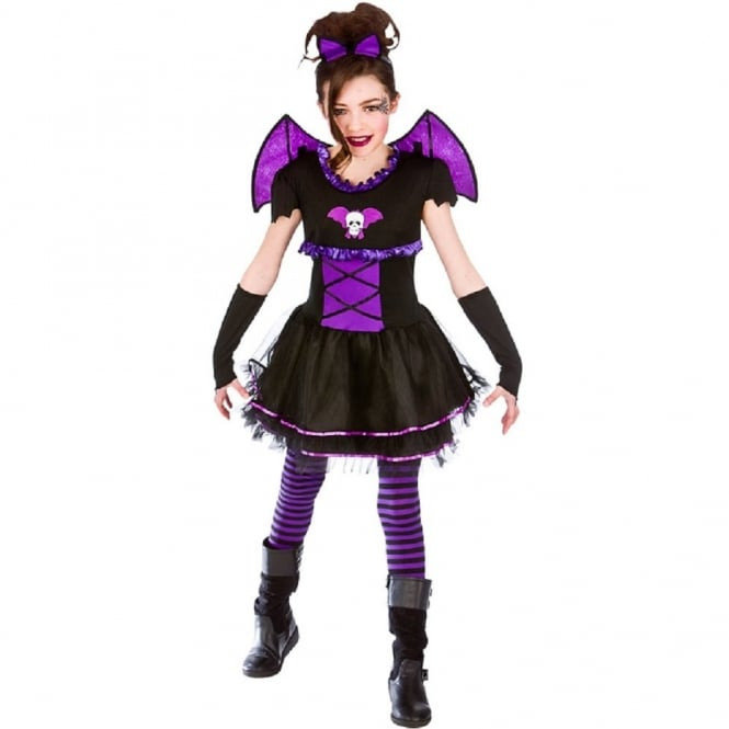Batty Ballerina - Kids Costume
