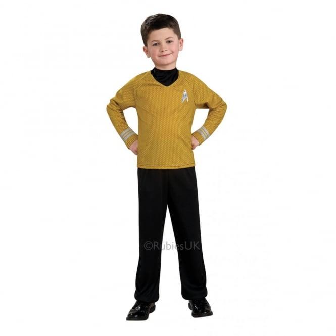 STAR TREK ~ Captain Kirk - Kids Costume