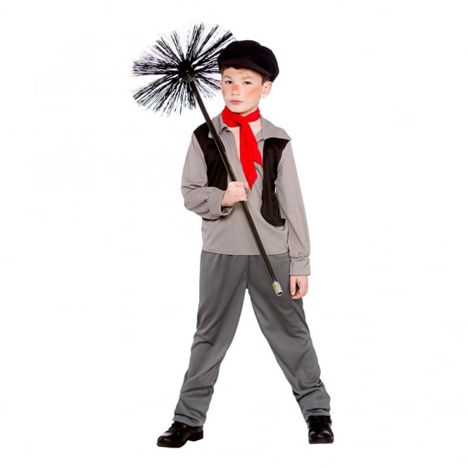 Victorian Chimney Sweep - Kids Costume