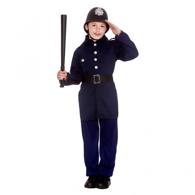 Victorian Policeman - Kids Costume