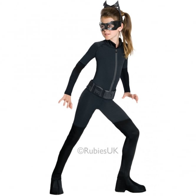 BATMAN ~ Catwoman - Kids Costume