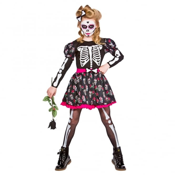 Skull Of the Dead - Girls Costume