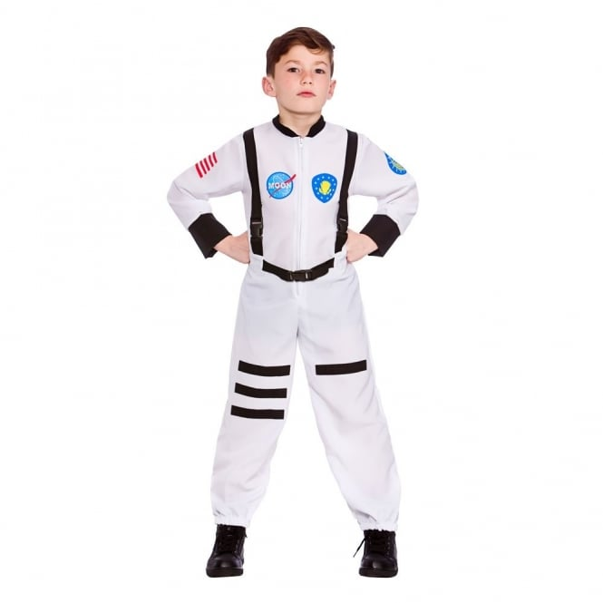 Moon Mission Astronaut - Kids Costume