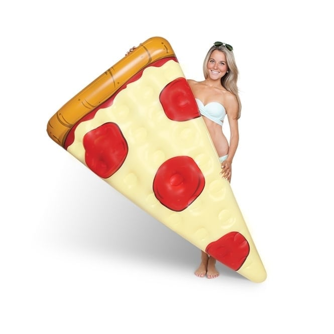 Giant Pizza Slice Pool Float - Accessory