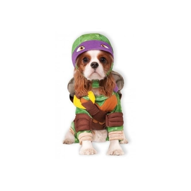 Donatello TMNT Dog Costume - Pet Accessory