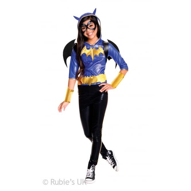 BATMAN ~ Batgirl Deluxe (DC Comics Superhero) - Kids Costume