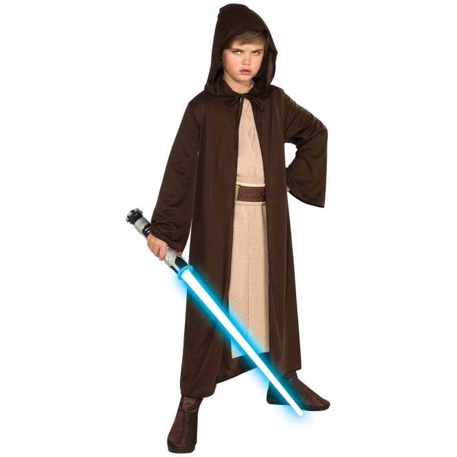 STAR WARS ~ Jedi Robe (Standard) - Kids Accessory