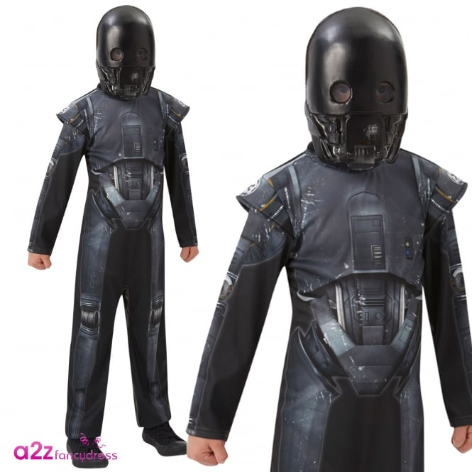 STAR WARS ~ K-2SO - Kids Costume