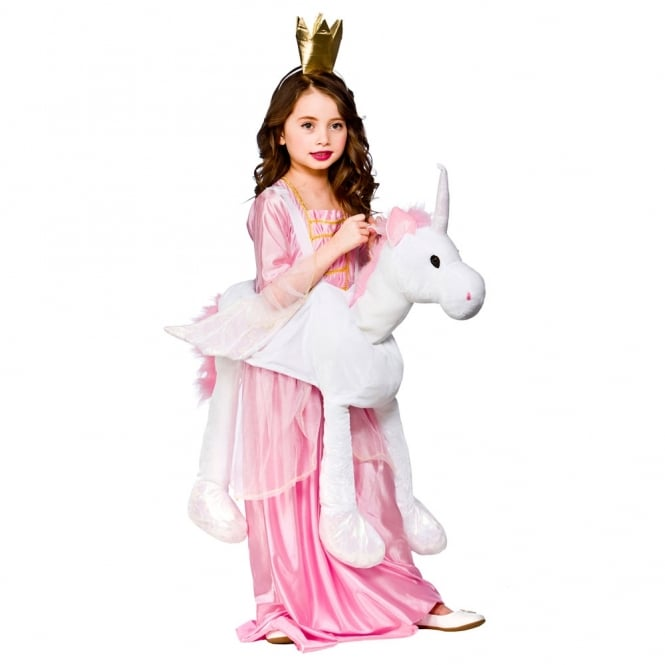Ride On Unicorn - Kids Costume