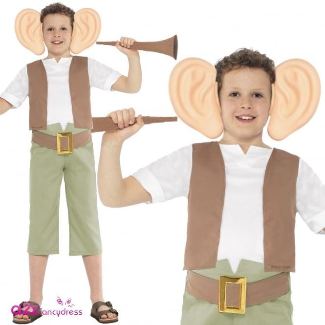 ROALD DAHL ~ BFG (Big Friendly Giant) - Kids Costume